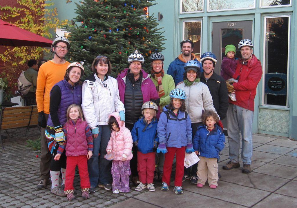 Kids on Bikes, Fa la la.
